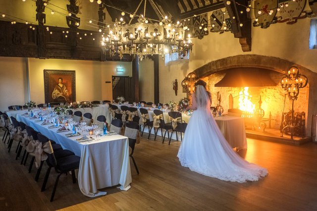 Samlesbury Hall: Wedding Open Evening