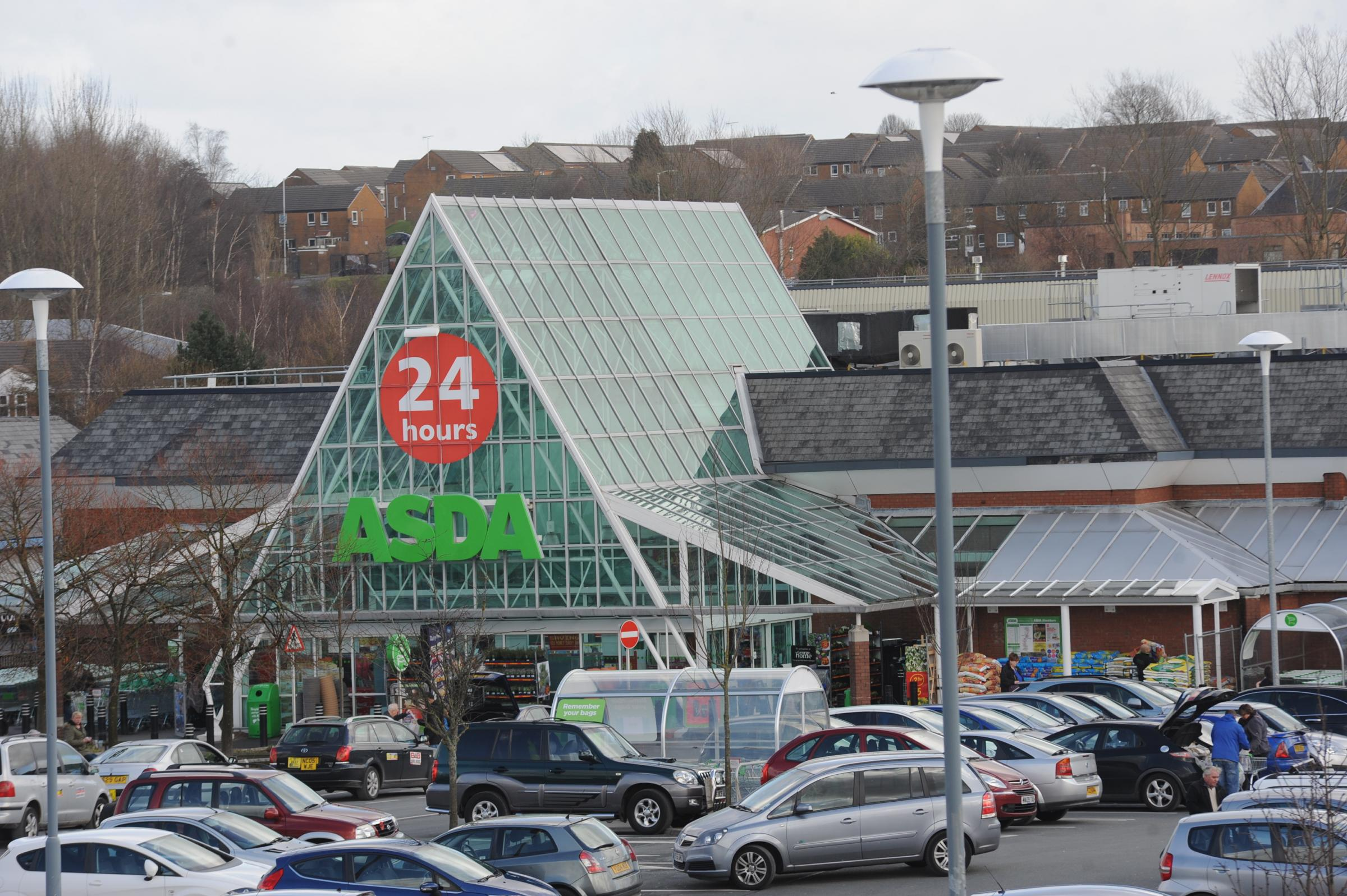 Asda in Blackburn