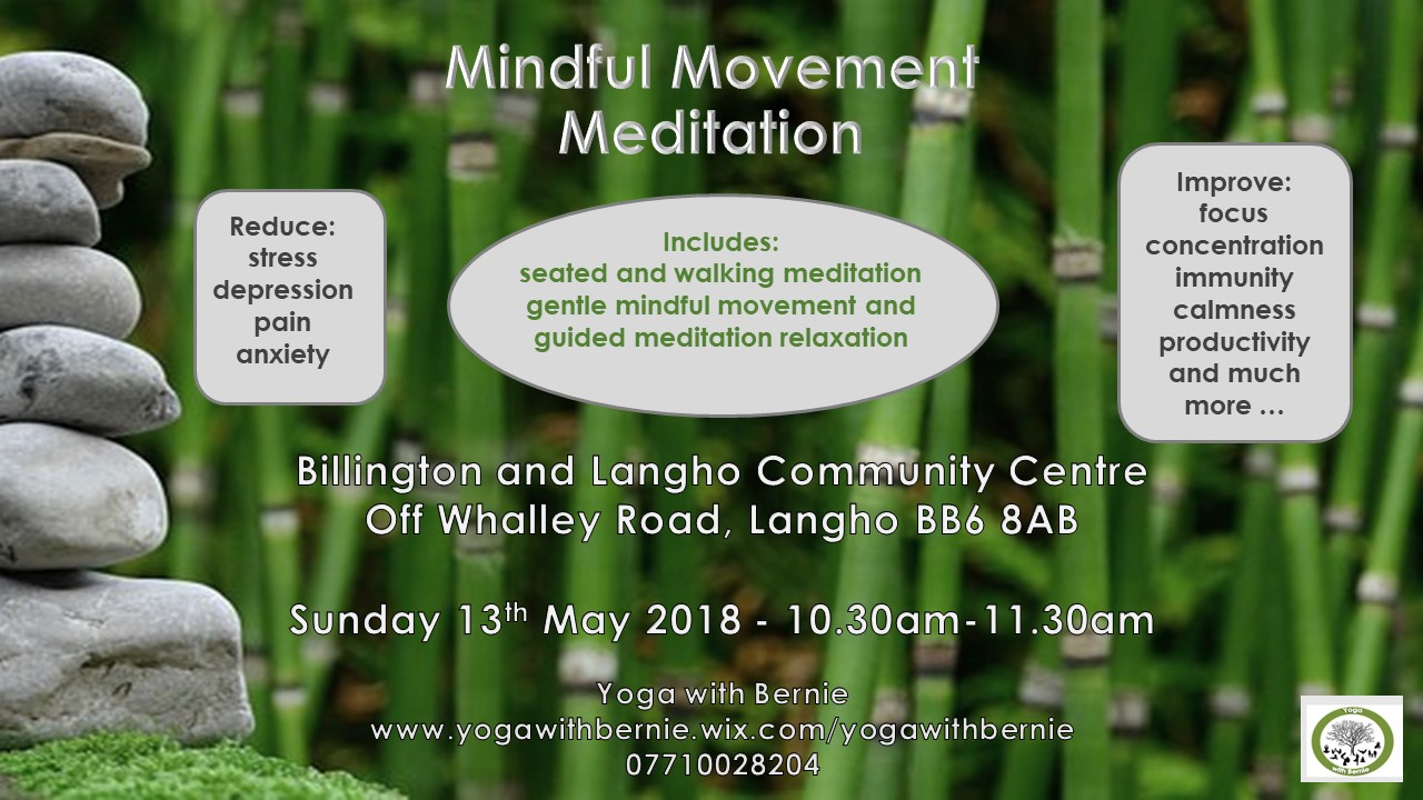 Mindful Movement Meditation
