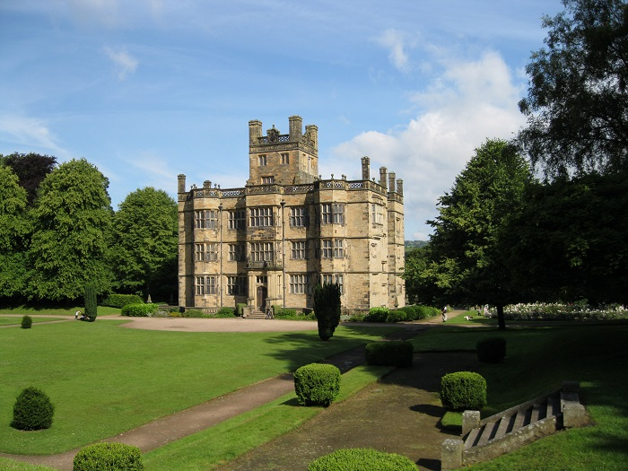 Padiham on Parade at Gawthorpe Hall
