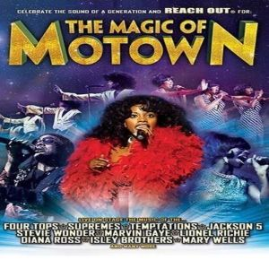 The Magic of Motown at Blackpool Grand Theatre August 2018
