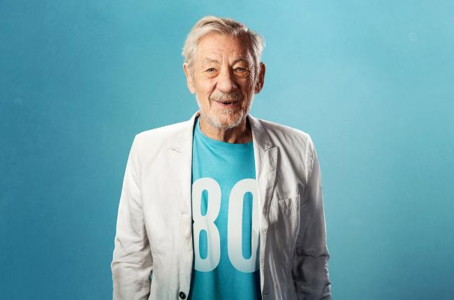 Sir Ian McKellen is to tour the UK as part of his 80th birthday celebrations