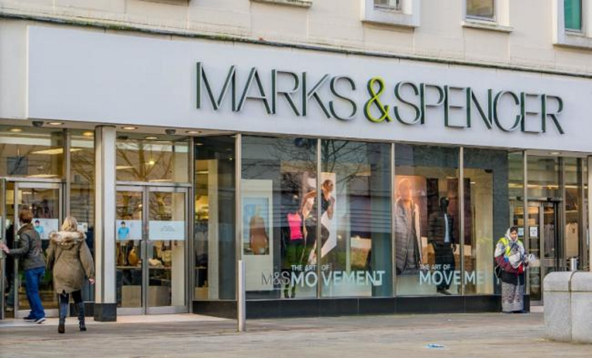 Marks and Spencer in Blackburn