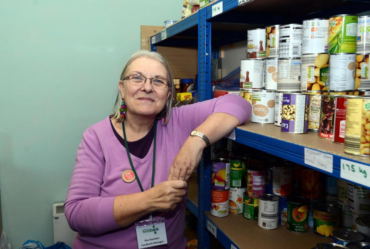 Shock Report Confirms Foodbank Use Is On The Rise In