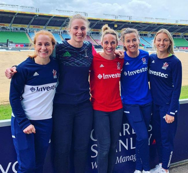 GB's hockey stars are getting set for an appearance at The Stoop